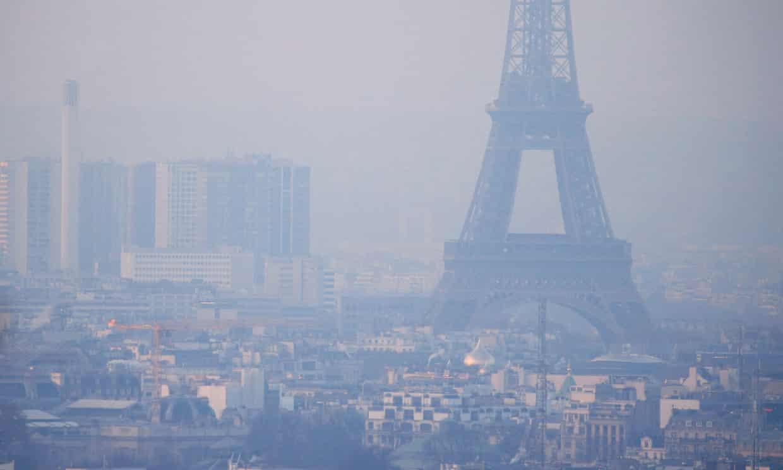 Air pollution in Paris